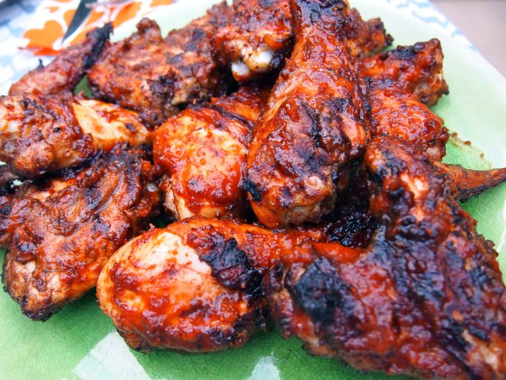 Finger Lickin Barbecue Chicken   Recipes to try   Pinterest