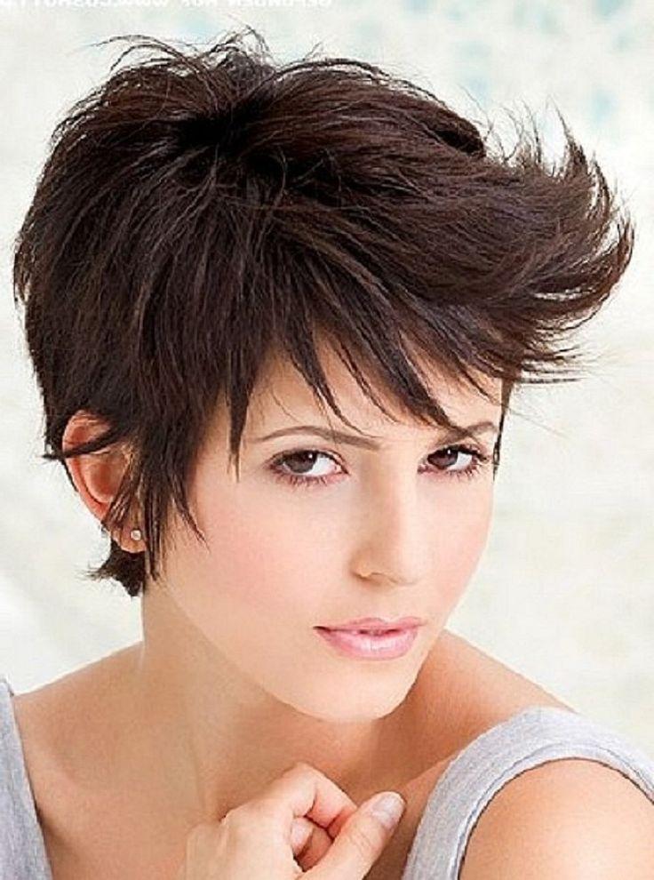 Spiky Short Pixie Haircut 2013 Hair