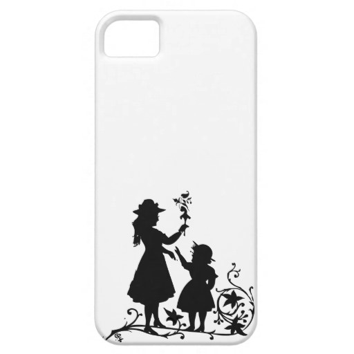 mother u0026 39 s day mother daughter vintage silhouette