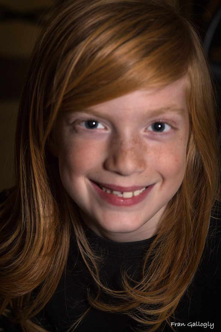 Red headed child. | Lighting, Model and Portraits | Pinterest