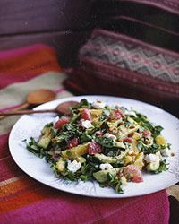 Citrus and Avocado Salad with Honey Vinaigrette | Recipe