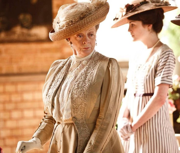 Downton abbey drehort
