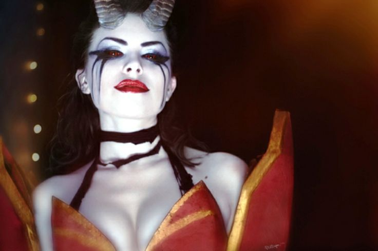 Queen of Pain cosplayQueen Of Pain Dota 2 Cosplay