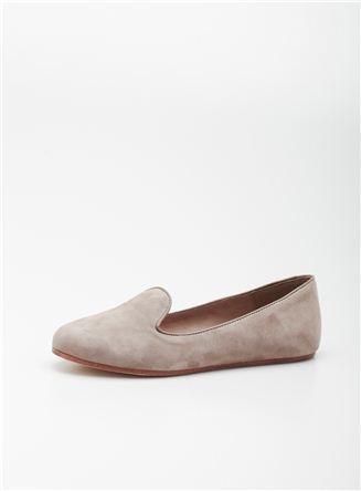 Flat Smoking Shoes