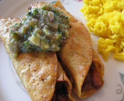 Now Things are Cookin': Roasted Tomatillo Salsa with Avocado - Recipe