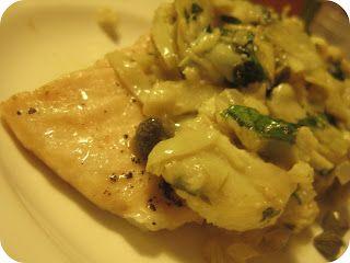 recipe rebel: Artichoke-Caper Tapenade