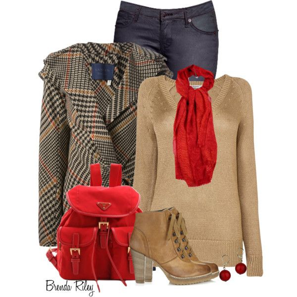 """Lanvin Plaid Jacket"" by brendariley-1 on Polyvore"