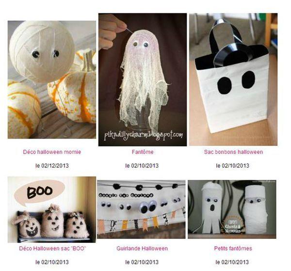 idées de bricolages halloween  Diy Halloween  Pinterest
