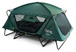 Tent Cot, pretty cool.
