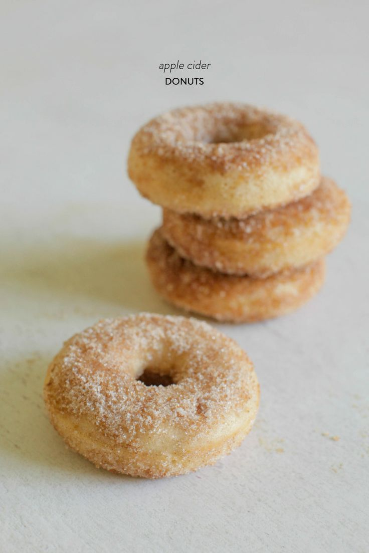 Apple Cider Donuts Read more - http://www.stylemepretty.com/living ...