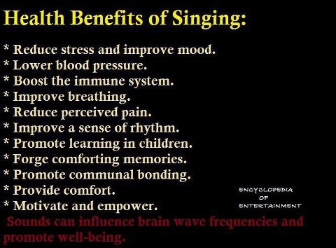 seven reasons music benefits your health