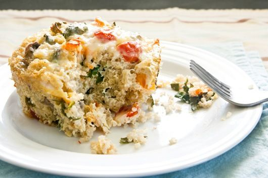 quinoa breakfast bake. | food | Pinterest