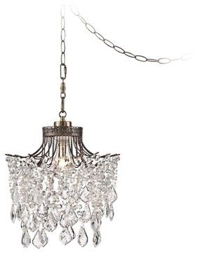 hanging lamps that plug into wall plug in swag pendant. Black Bedroom Furniture Sets. Home Design Ideas