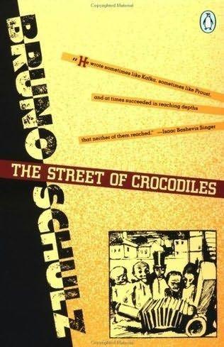 bruno schulz street crocodiles essay
