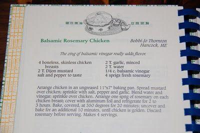 Balsamic Rosemary Chicken Marinade - GOODEness Gracious
