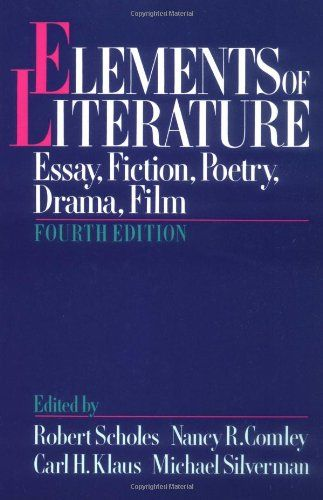 Compact composition drama edition essay fiction literature poetry