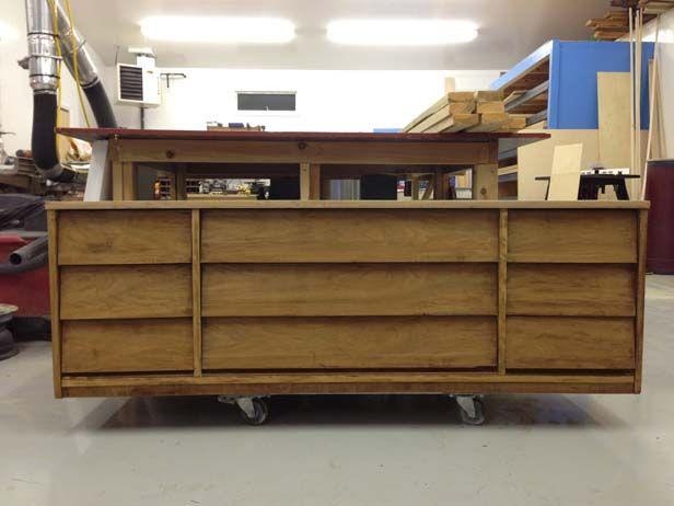 credenza upcycle | DIY Furniture | Pinterest
