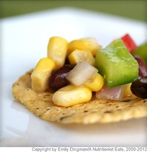 Black Bean and Corn Relish | Raw Foods | Pinterest