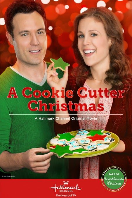 "Its a Wonderful Movie - Your Guide to Family Movies on TV: ""A Cookie Cutter Christmas"", a Hallmark Channel Christmas Movie starring Erin Krakow Can't wait to watch it!!"