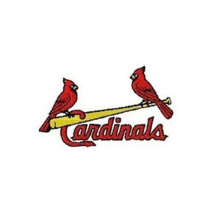 Cardinal baseball logo - photo#25