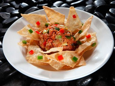 RA chips and salsa - had this in Scottsdale and it was amazing - must ...