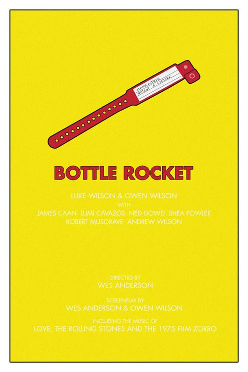Bottle Rocket  1eyeJAC...