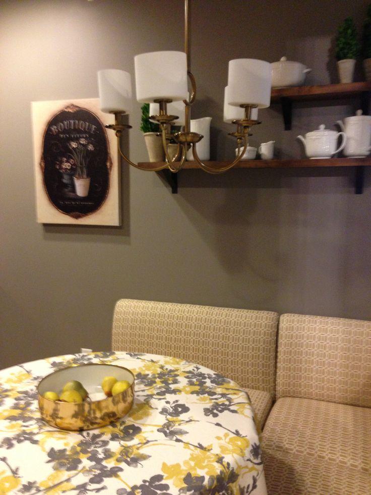 Grey mustard  House  Pinterest