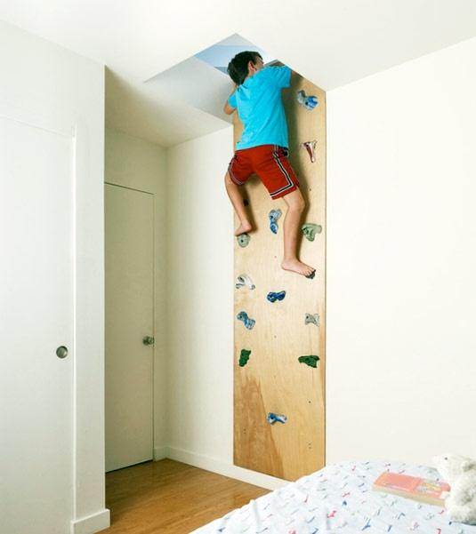 Climbing Wall Set