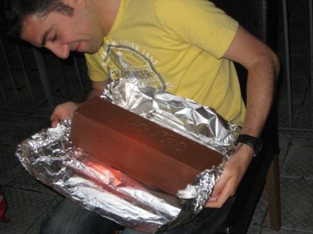 Homemade giant Kit Kat You have GOT TO BE KIDDING | Foods | Pinterest