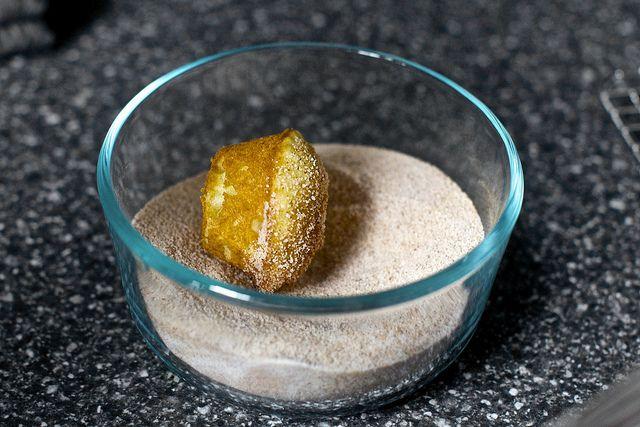 cinnamon brown butter breakfast puffs | Yummy | Pinterest