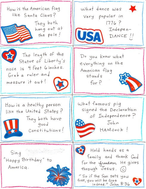fourth of july puns