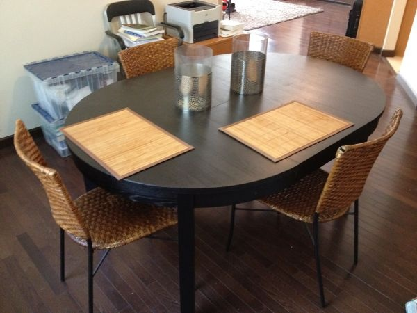 Dining Table Ikea 125 Tower Grove