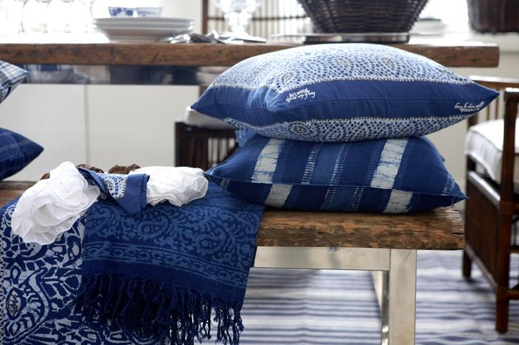 Textiles & Carpets - Indigo Style | Artwood.se