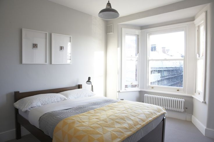 Quot ammonite quot on walls quot strong white quot on trim etc lovely spare room