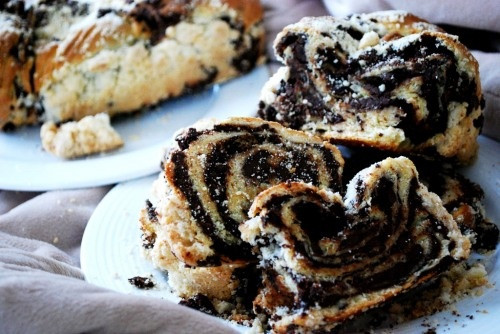 Chocolate Babka | nosh | Pinterest