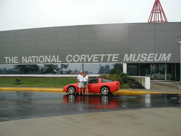 corvette museum bowling green ky favorite destinations pinterest. Cars Review. Best American Auto & Cars Review