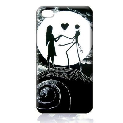 Nightmare Before Christmas Hard Case Skin for Iphone 5 At Sprint ...