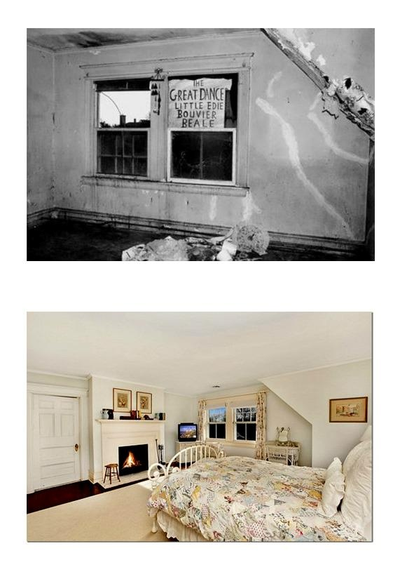 Grey Gardens Before And After The Bradlee Quinn Ownership