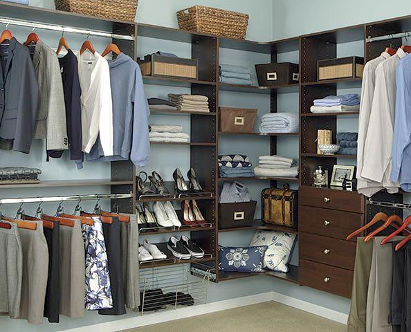Diy closet organization neat stuff for homes pinterest - Diy closet ideas organization ...