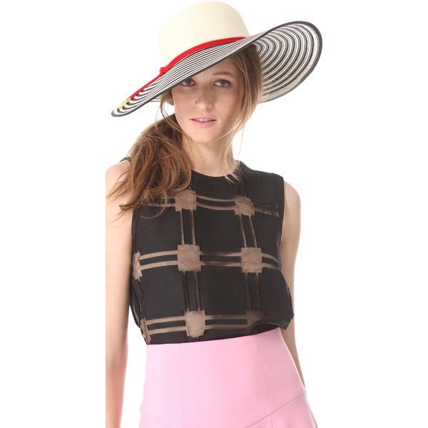 Eugenia Kim Bunny Striped Sunhat