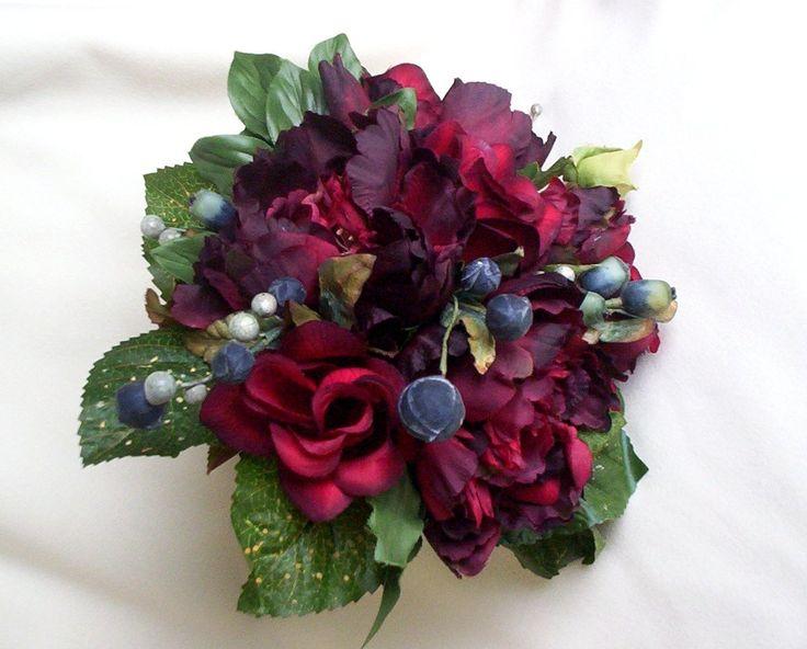 Wedding Bouquet Ideas For Winter : Winter wedding bouquets ideas beautiful