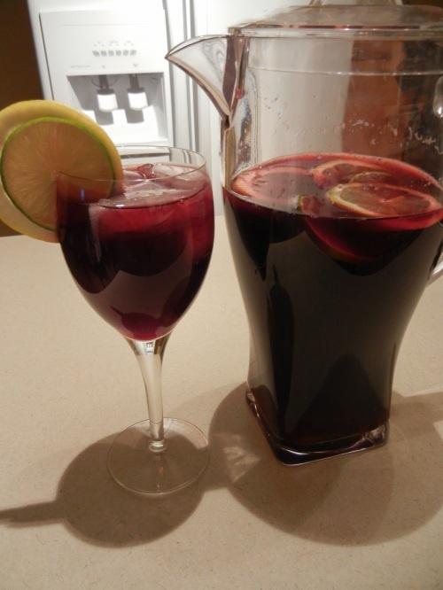 Classic sangria! | Drinks | Pinterest