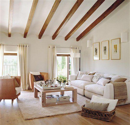 Living room interiors white wood pinterest for Living room pinterest