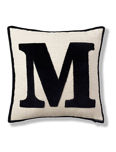 Letter m cushion for Letter m cushion