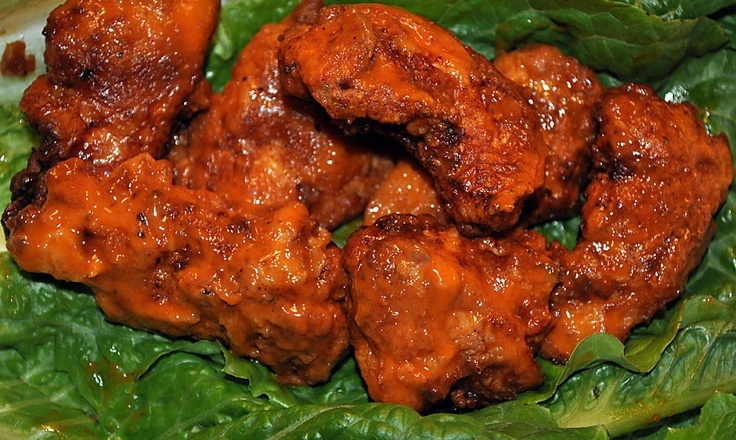 Boneless Buffalo Wings | Appetizers and Hors d'oeuvres | Pinterest
