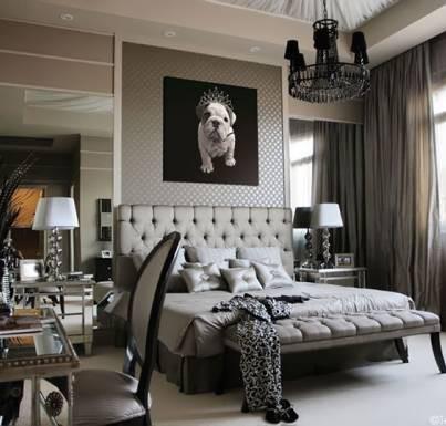 Best Elegant Black And White Bedroom Bedrooms Bedrooms 640 x 480