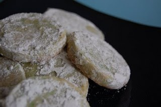 Lime Meltaway Cookies | Special Treats | Pinterest