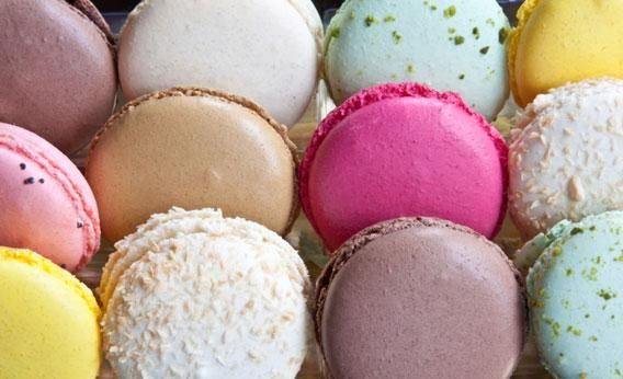 Macarons, Macaroons, and Macaroni: The Curious History