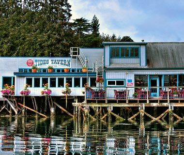 The Tides Tavern Gig Harbor WA One Of Our Favorite Hangouts In Town