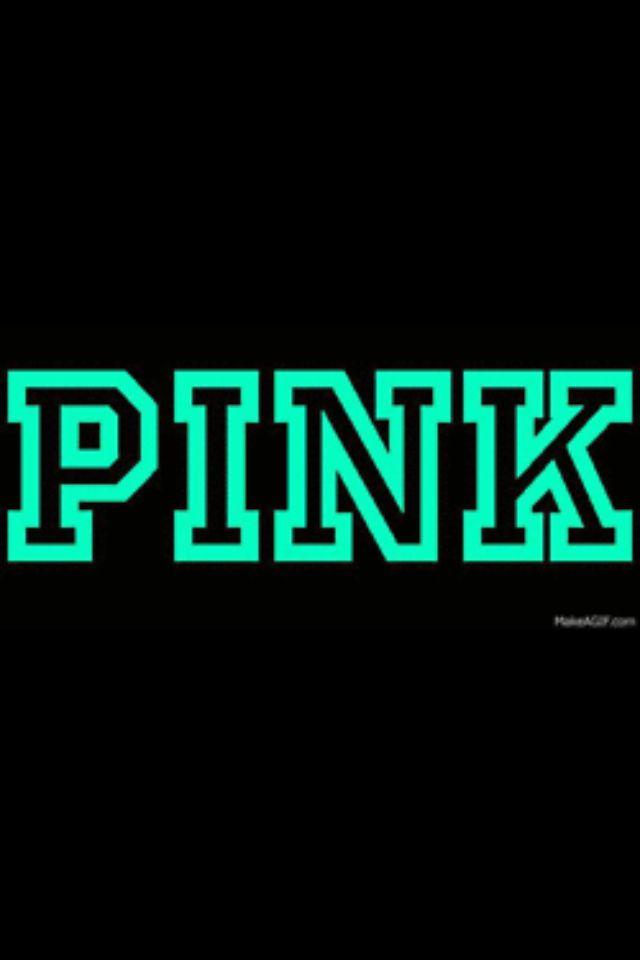 victoria s pink logo wallpaper - photo #1